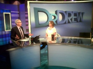 Tracey Gold on Dr. Drew