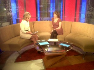 Tracey Gold on Fox and Friends